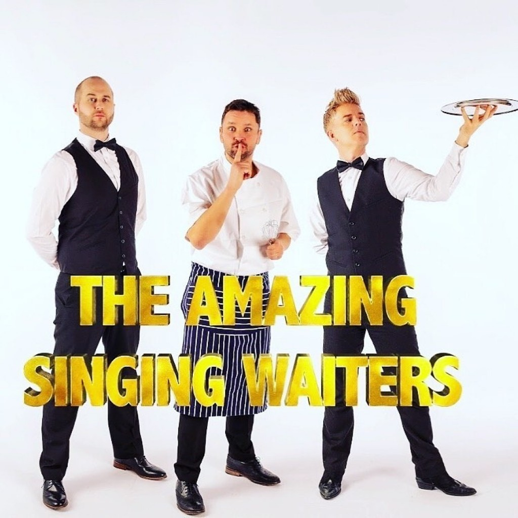 Singing Waiters Price UK